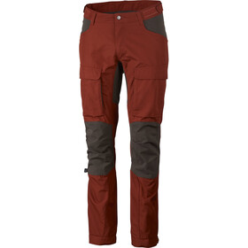 Lundhags Authentic II Pantalon Homme, rust/tea green